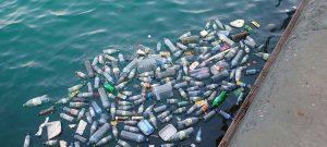 contaminación 300x135 - El arte de construir casas con residuos de plástico