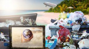 problema del medio ambiente 300x165 - Cinco formas en que la tecnología ha contribuido al calentamiento global
