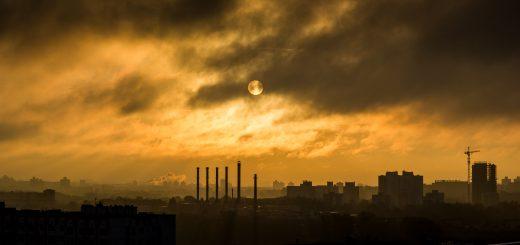 silueta de edificios 520x245 - Los problemas ambientales más importantes de Europa en la última década
