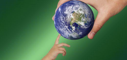 tierra 520x245 - Diez formas de involucrarse más con el medio ambiente a pequeña