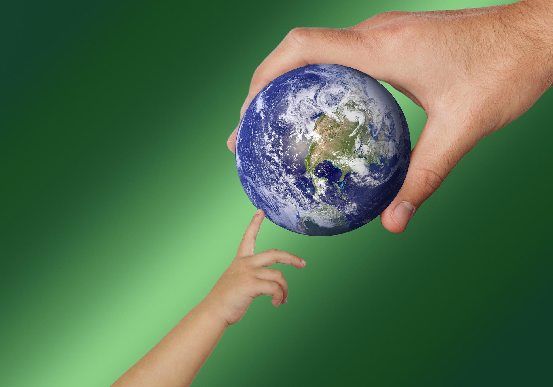 Diez formas de involucrarse más con el medio ambiente a pequeña